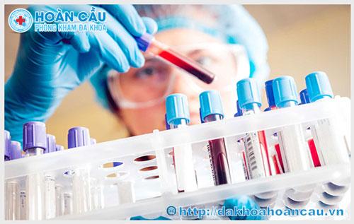 Phòng khám xét nghiệm máu ở tphcm
