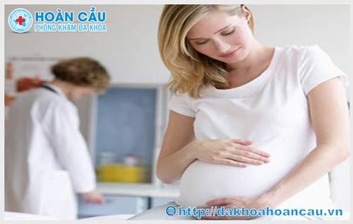 Phụ nữ mang thai mắc bệnh lậu điều trị ở đâu ?