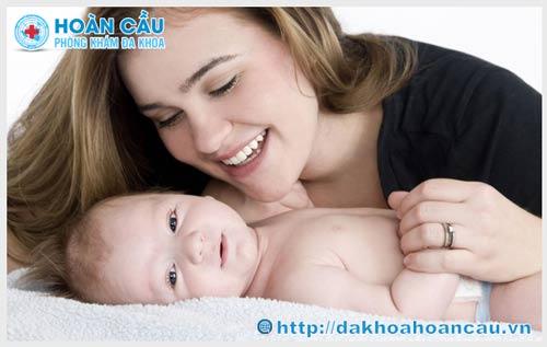 Phụ nữ sau sinh có nên nằm than không?
