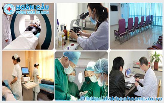 Xét nghiệm và hỗ trợ điều trị bệnh lậu thành công tại Đa Khoa Hoàn Cầu