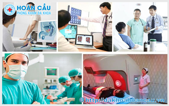 Đa Khoa Hoàn Cầu chuyên điều trị bệnh nam khoa tốt nhất TPHCM