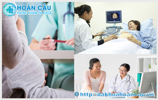 Thăm khám thai ở Hoàn Cầu để có kết quả sớm nhất