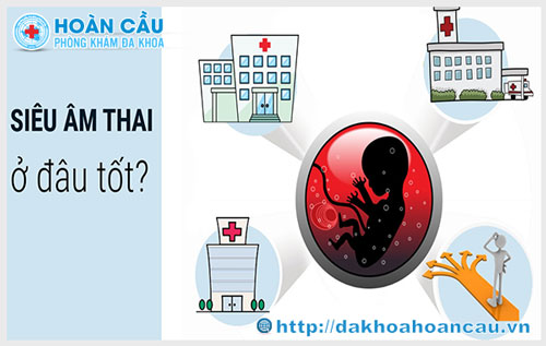 Siêu âm thai ở quận 10 Tphcm