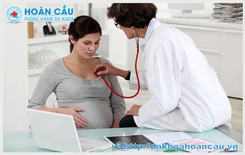 Siêu âm vú khi mang thai có ảnh hưởng gì không?