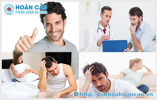 Cần sớm điều trị bệnh lý nam khoa