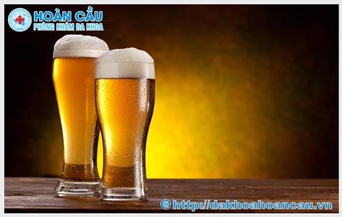 Tác hại của rượu bia đối với sức khỏe thai phụ