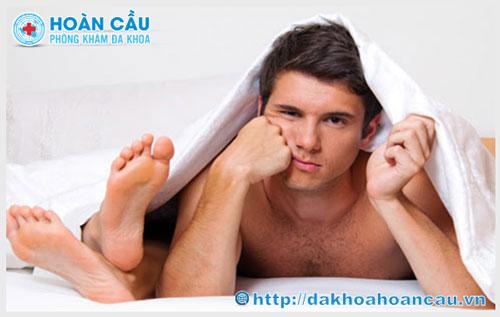 Tại vì sao nam giới bị chứng xuất tinh sớm khi quan hệ?