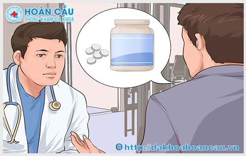 Thuốc chữa bệnh viêm đường tiết niệu ở nam giới hiệu quả