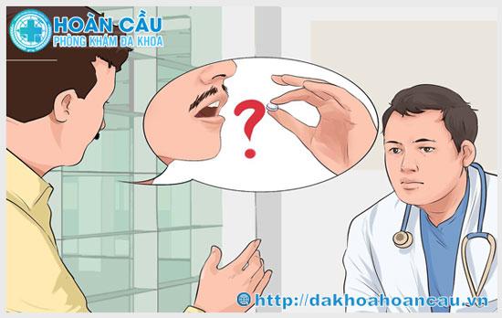 Bị rối loạn cương dương nên uống thuốc gì?