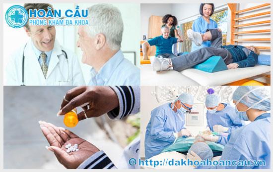 Điều trị rối loạn cương dương bằng phương pháp hiện đại