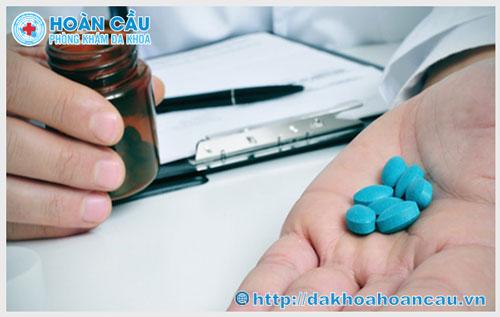 Thuốc chữa trị rối loạn cương dương ở nam giới hiệu quả