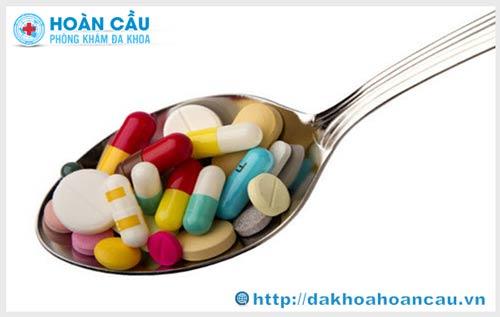 Thuốc trị viêm ống dẫn trứng mua ở đâu tại TPHCM