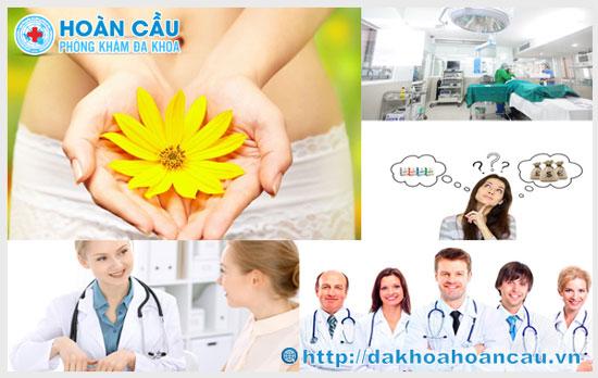 Tiêu chí chọn phòng khám phụ khoa tốt ở Hà Nội