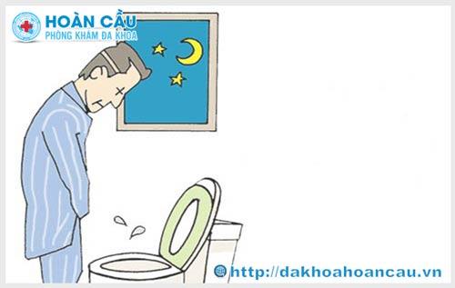 Tiểu nhiều về đêm là bệnh gì?