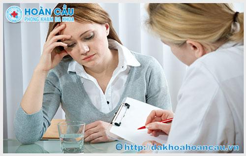 Tìm bác sĩ điều trị rong kinh giỏi tphcm