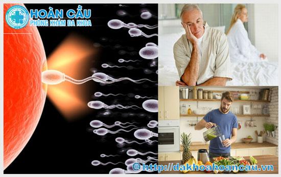 Yếu tố quyết định thời gian sống của tinh trùng