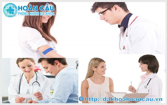 Thăm khám sức khỏe sinh sản định kỳ