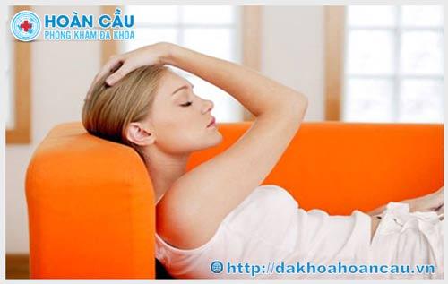 Triệu chứng bệnh viêm nội mạc tử cung và các biểu hiện thường thấy