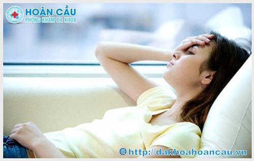 Triệu chứng, biểu hiện, dấu hiệu khi bị viêm lộ tuyến cổ tử