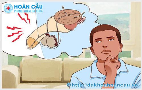 Triệu chứng của bệnh viêm tinh hoàn