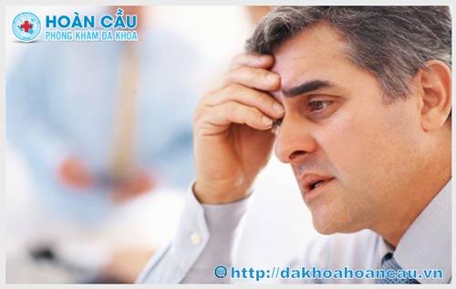 Triệu chứng đau tuyến tiền liệt thường gặp