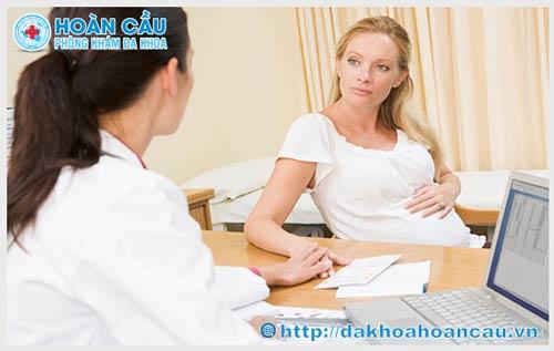 u xơ tử cung trong thời kỳ mang thai có nguy hiểm không?