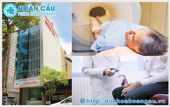 Khám và điều trị ung thư tuyến tiền liệt ở Hoàn Cầu