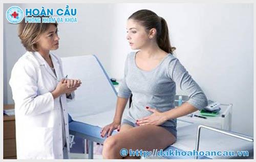 Viêm cổ tử cung có biểu hiện gì