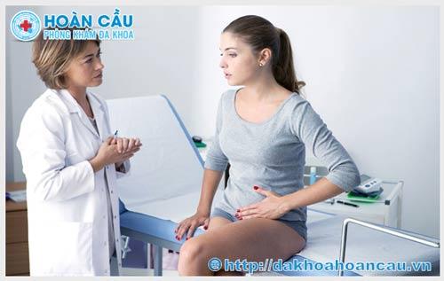 Viêm cổ tử cung là gì ?