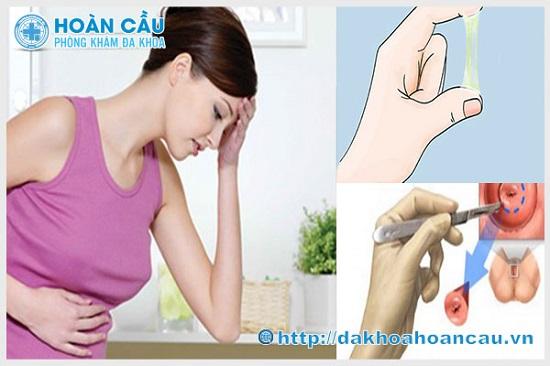 Cần sớm chữa viêm lộ tuyến cổ tử cung