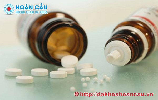 Viêm lộ tuyến độ 1 có thể điều trị bằng thuốc đặt phụ khoa