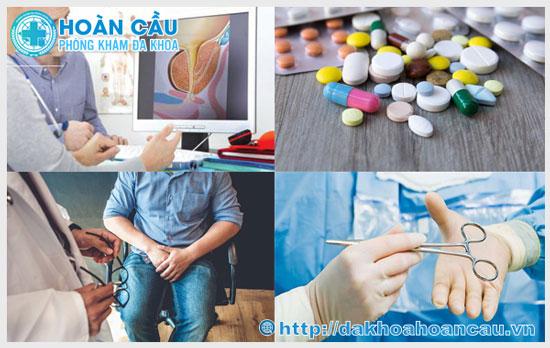 Một số cách chữa viêm tuyến tiền liệt