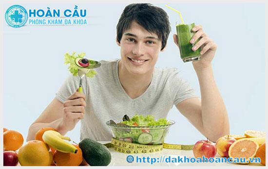 Thực hiện chế độ sinh hoạt và ăn uống hợp lý